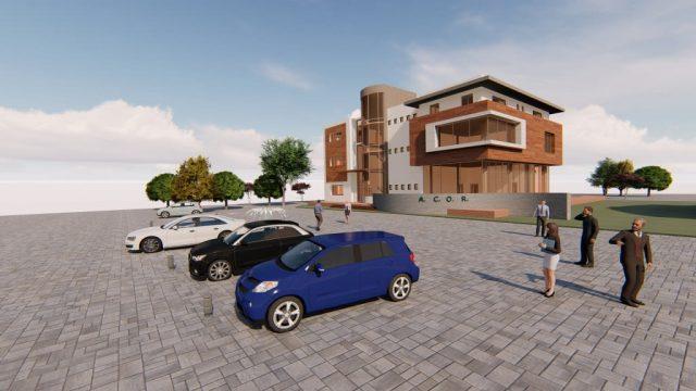 Încă un pas spre construirea sediului ACOR la Șag