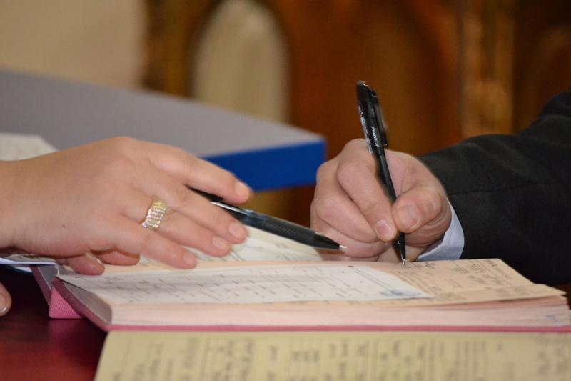 Publicații de căsătorie